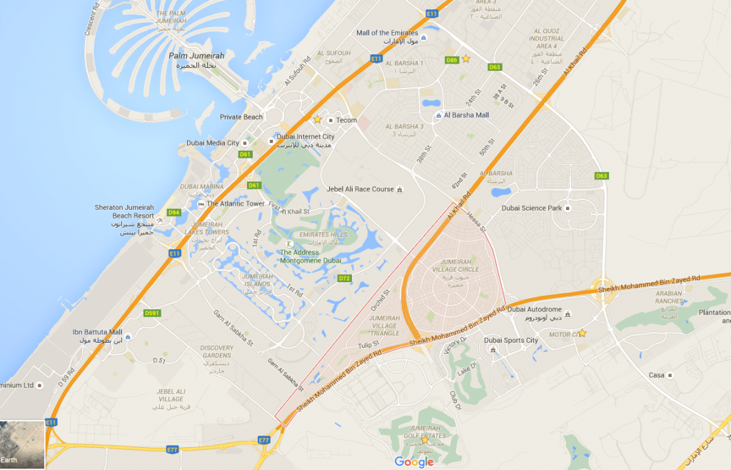 Joint Venture: Develop a Plot in Jumeirah Village – Dubai
